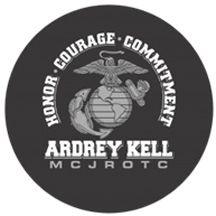 AK MCJROTC auto magnets