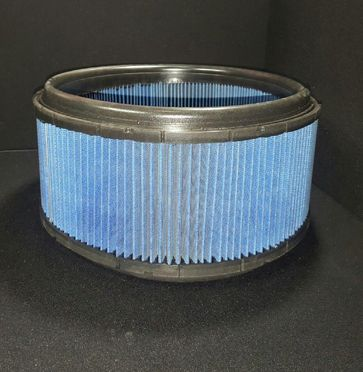 "14"" x 4.00"" Tall Round Washable Filter"