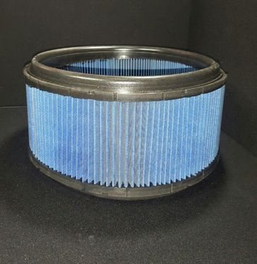 """14"""" x 3.50"""" Tall Round Washable Filter"""