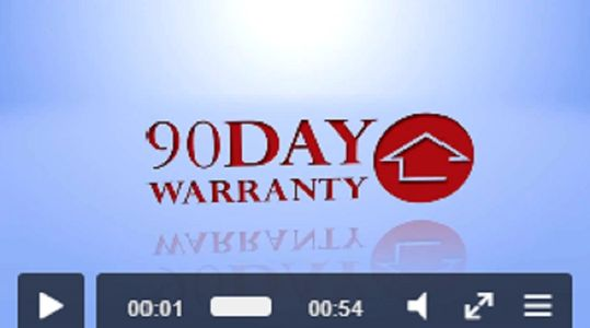 short video on the 90 day home inspection limited warranty