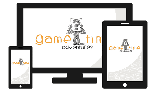 Play our games on a smartphone, laptop or tablet
