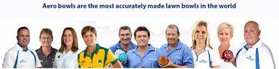 Accurate Lawn Bowls - AERO lawn bowls exclusive North American distributor