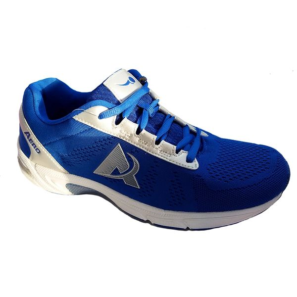 Aero Mens ComfitPro Nirvana Lawn Bowling Shoes Blue