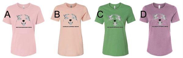 Australian Shepherds Furever Women's Relaxed T-shirt