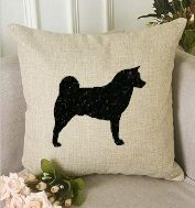 "Akita 18"" Pillow/Pillowcase"
