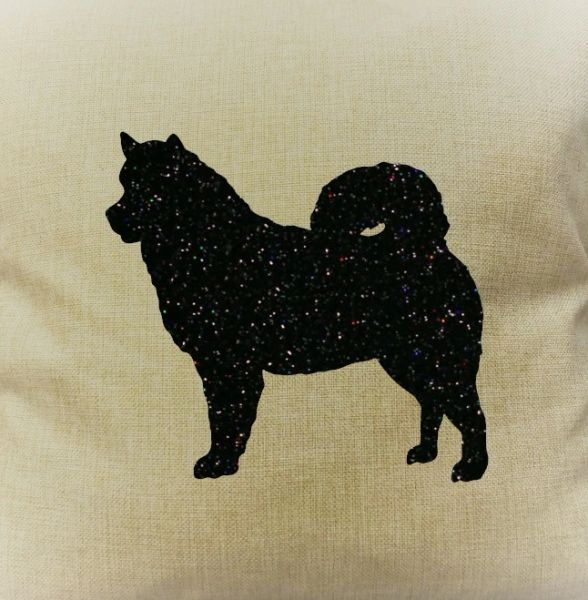 """Alaskan Malamute 18"""" Pillow/Pillowcase"""