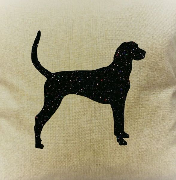 "American Foxhound 18"" Pillow/Pillowcase"