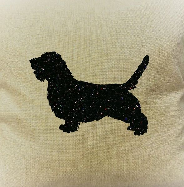 "Bassett Griffon Vendeen 18"" Pillow/Pillowcase"