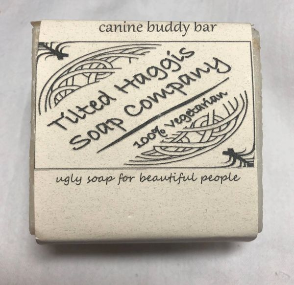 Canine Buddy Bar by Tilted Haggis Soap Company