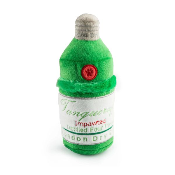 Tanqueruff Gin Dog Toy