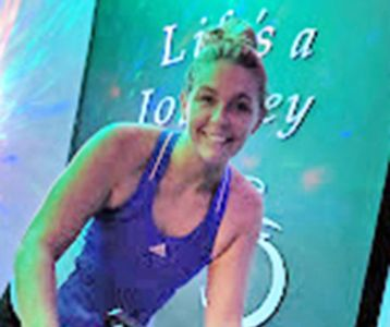 Rachel Graham Spin Instructor at Enjoy the Ride MAUI