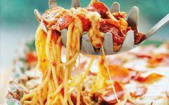 ⭐️Pizza Spaghetti Casserole Wednesday Delivery