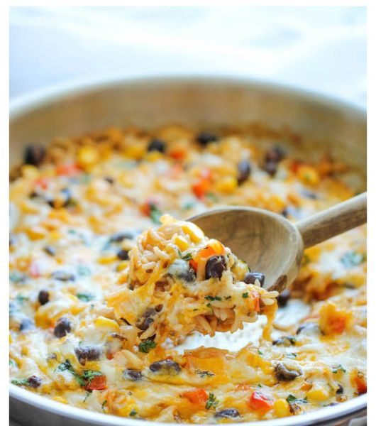 Southwestern Turkey Casserole Wednesday Delivery