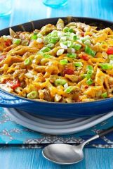 Cheeseburger Casserole Family Meal Wednesday Delivery
