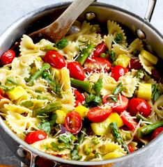 Meatless Meal Pasta Primavera Wednesday Delivery