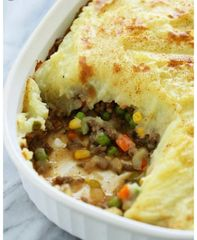Cleaned Up Shepherds Pie Wednesday Delivery