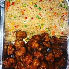 Hoisin Chicken Meatballs Wednesday Delivery 10/16