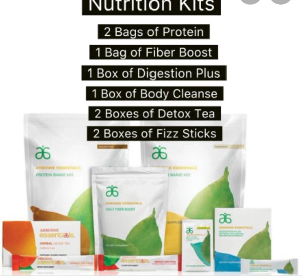 30 Days to Healthy Living Kit