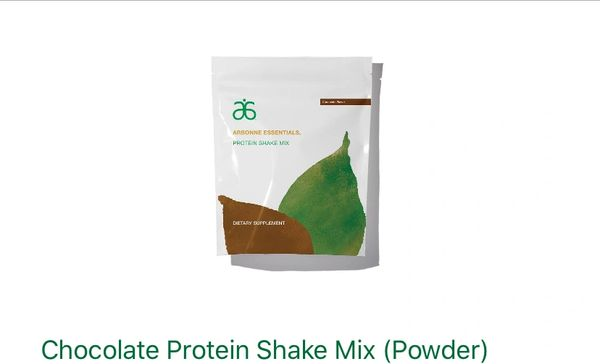 Chocolate, Vanilla or Strawberry Protein Powder