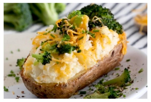 Stuffed Baked Potato Monday Delivery