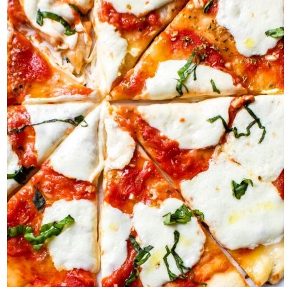 Margherita Pizza Flatbread Monday Delivery Options