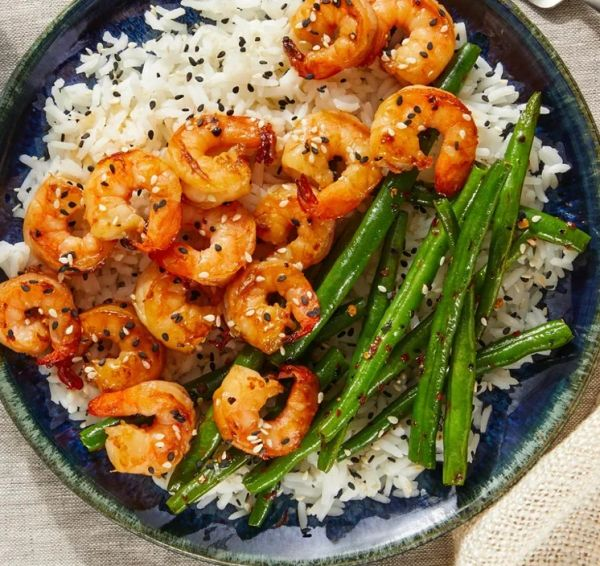 Teriyaki Chicken and Green Beans Monday Delivery