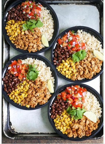 Chipotle Chicken Bowl Monday Delivery