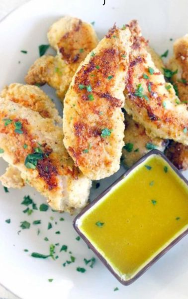 Air Fryer Chicken Tenders Wednesday Option