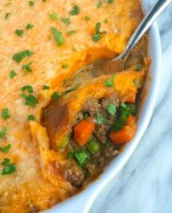 Wednesday Delivery Family Meal Night Turkey-Sweet Potato Sheppard Pie