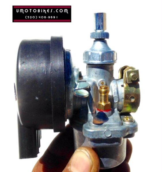 2-STROKE MOTORIZED BICYCLE CARBURETOR