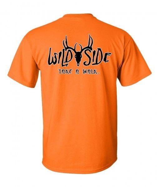 Wildside - Short Sleeve - Deer
