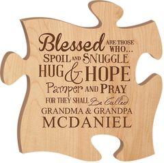 Puzzle Piece-grandparents