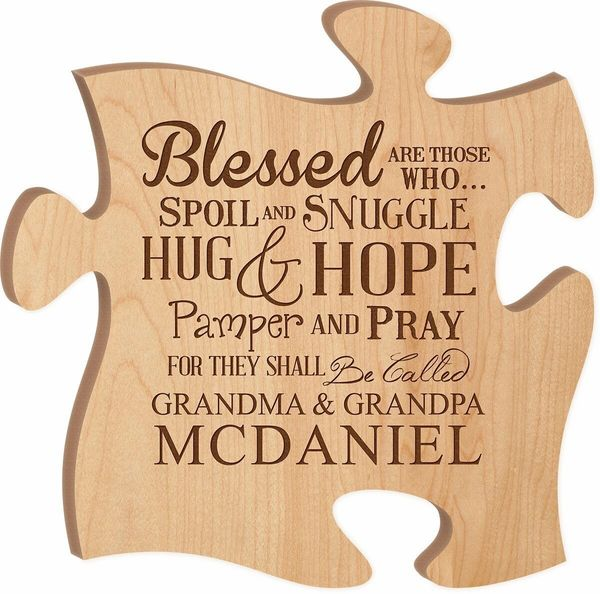 Puzzle Piece-grandparents