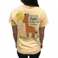 Southern Attitude - Spring Giraffe