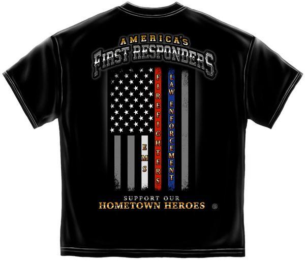 First Responder Flag