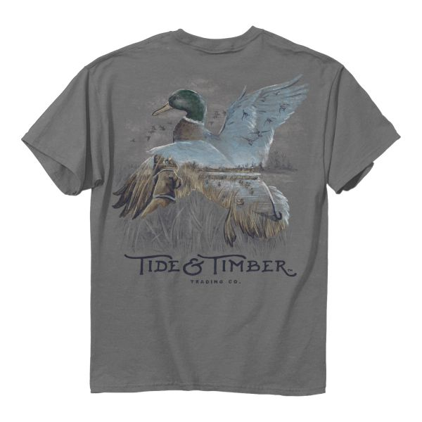 Tide and TImber-Duck Scene