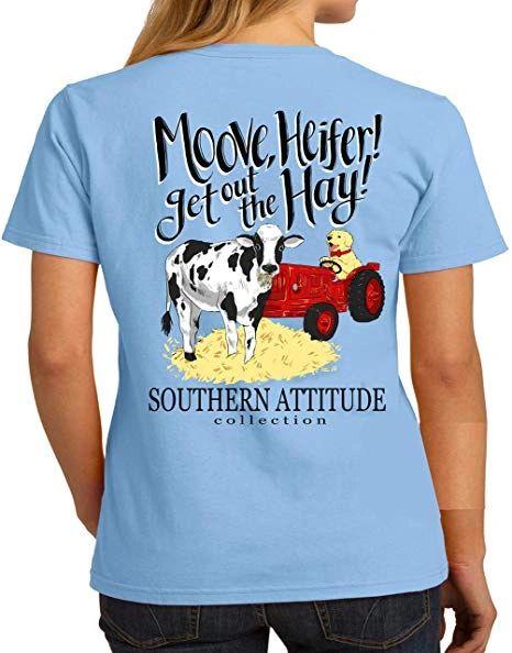 Southern Attitude -Moove Heifer