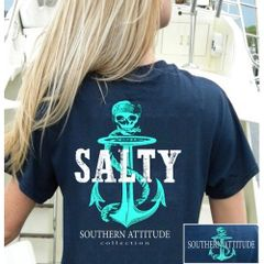 Southern Attitude -Salty Pirate