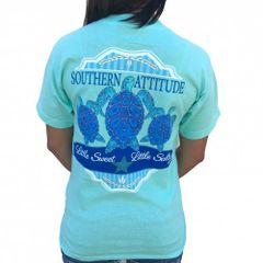 Southern Attitude -Three Turtles