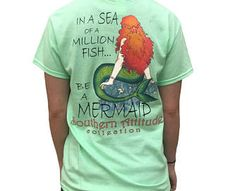 Southern Attitude - Mermaid