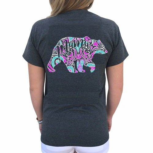 Southern Attitude - Mama Bear (Front Design)