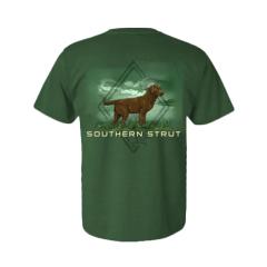 Southern Strut-Brown Lab