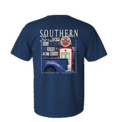 Southern Strut-Riding Ol' School