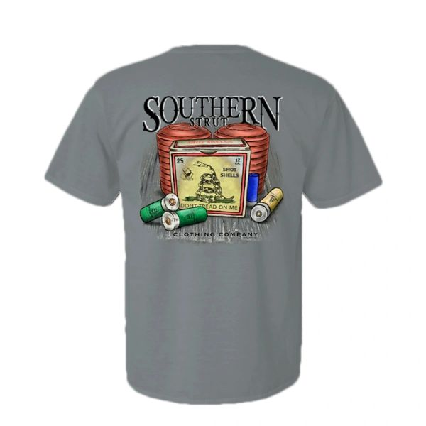 Southern Strut-Don't Tread Shells
