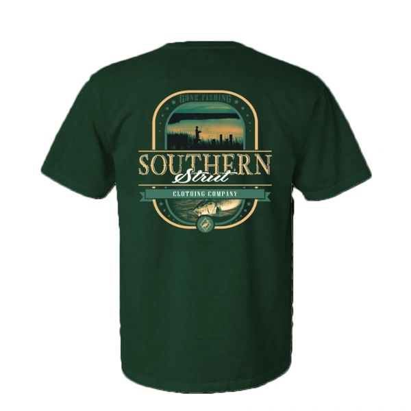Southern Strut-Gone Fishin'
