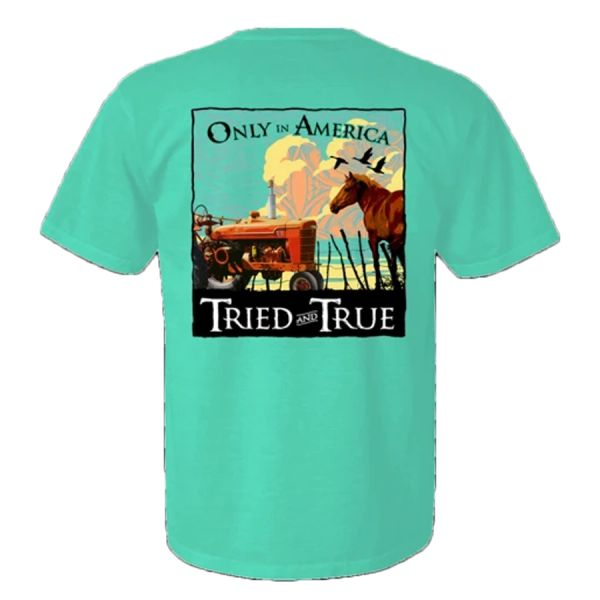 Tried & True-Only in America