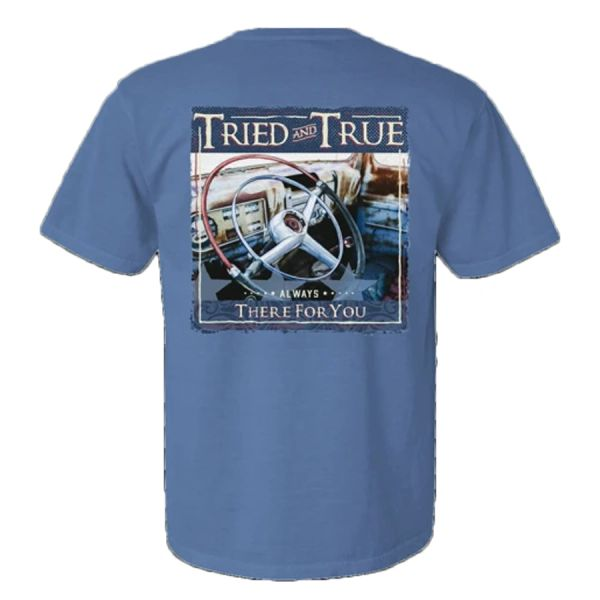 Tried & True-Truck Wheel
