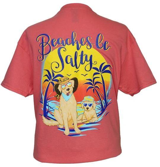 Southern Attitude - Beaches be Salty