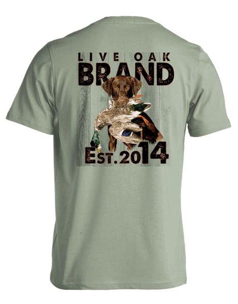 Live Oak - Mallard Dog