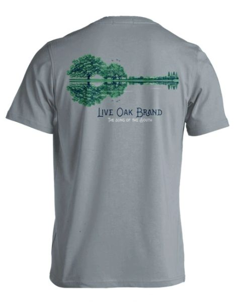 Live Oak - Guitar Skyline